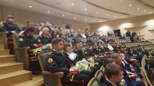 Концерт, посвященный 205-летию ВВ МВД