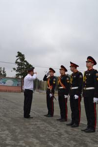 23 апреля 2016 года в ЗАТО Сибирский Алтайского края состоялось празднование XV годовщины со дня создания Алтайского Кадетского Корпуса