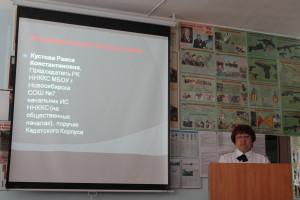 Выступление участников конференции 1.04.2016